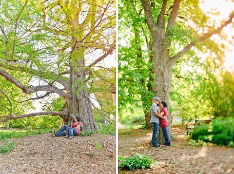 lincoln NE photographer, engagement pictures, east campus, outdoor engagement