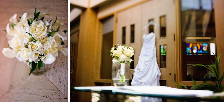Leslie merenda wedding
