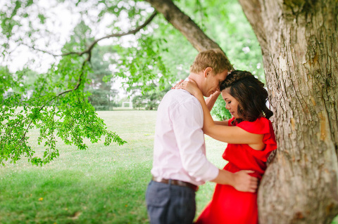 nebraska wedding photographer, mahoney park, lincoln engagement pictures
