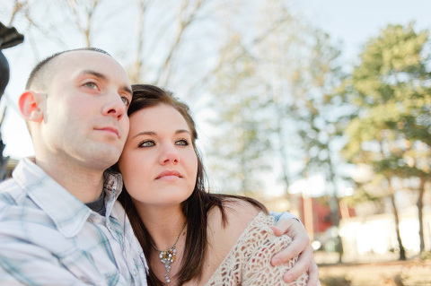 hazel abel, wilderness park, engagement pictures, lincoln nebraska photography